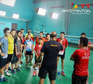 TT Badminton giao lưu cùng chuyên gia phát triển của Liên đoàn cầu lông châu Á