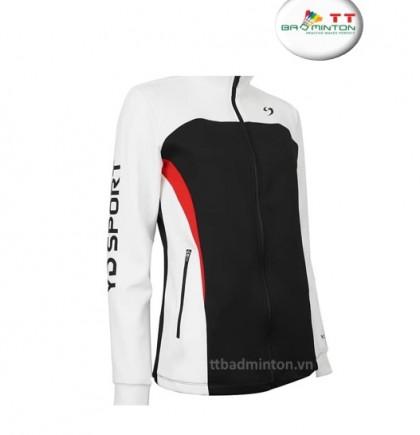 Quần áo khoác YD WU WP9508 - Nữ (đen trắng)