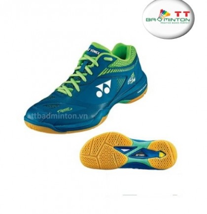 Giày cầu lông Yonex (Nhật) SHB 65Z2 Wide - Xanh