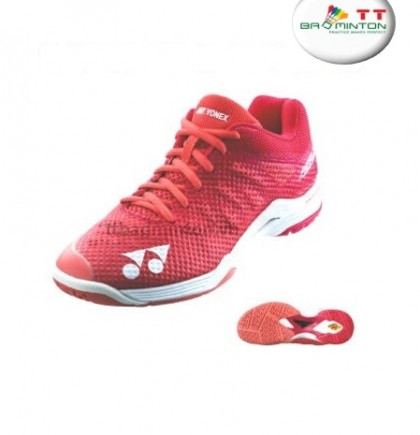 Giày cầu lông Yonex (Nhật) SHB Aerus 3 - Nữ (hồng)