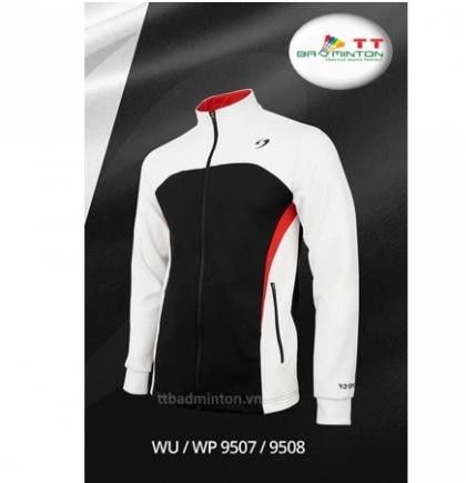 Quần áo khoác YD WU WP9507 - Nam (đen trắng)