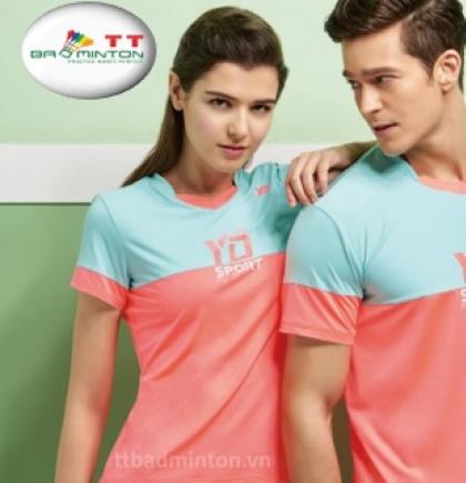 Áo thi đấu YD TS1716PK-Nữ