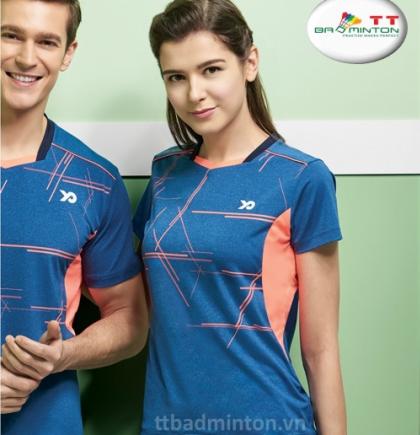 Áo thi đấu YD TS1714NB-Nữ