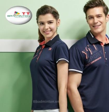 Áo thi đấu YD TS1718NB-Nữ