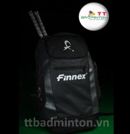 Balo cầu lông Finnex đen xanh lá