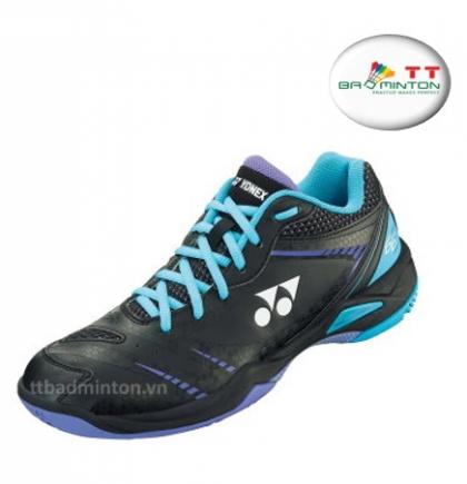 Giày cầu lông Yonex (Nhật) SHB 66Z - Đen xanh