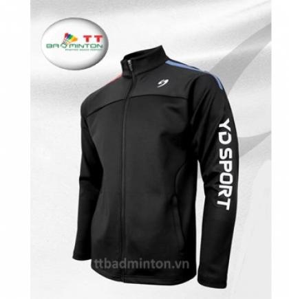 Quần áo khoác YD WU WP0501 - Nam (đen)