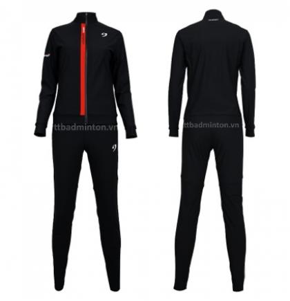 Quần áo khoác YD WU WP0504 - Nữ (đen)