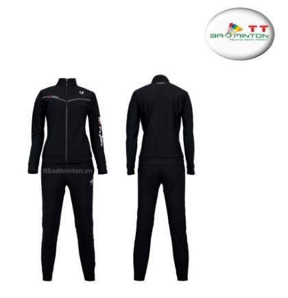 Quần áo khoác YD WU WP0506 - Nữ (đen)