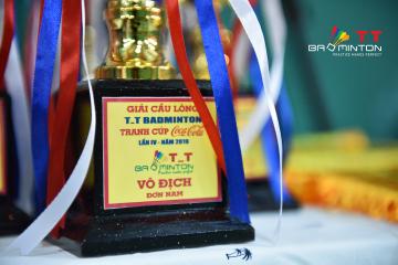 Giải cầu lông TT Badminton Cup lần 4 - Năm 2019